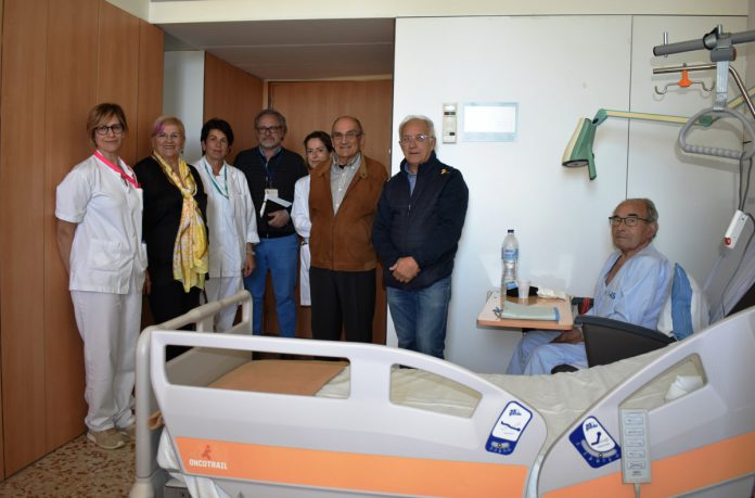 oncolliga hospital santa caterina