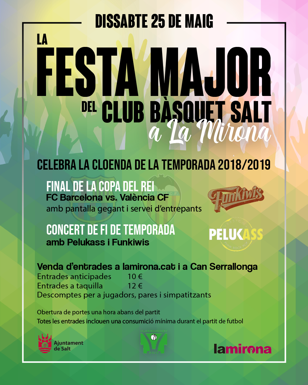 La Festa Major del Club Bàsquet Salt