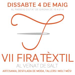 VII Fira Textil de Salt