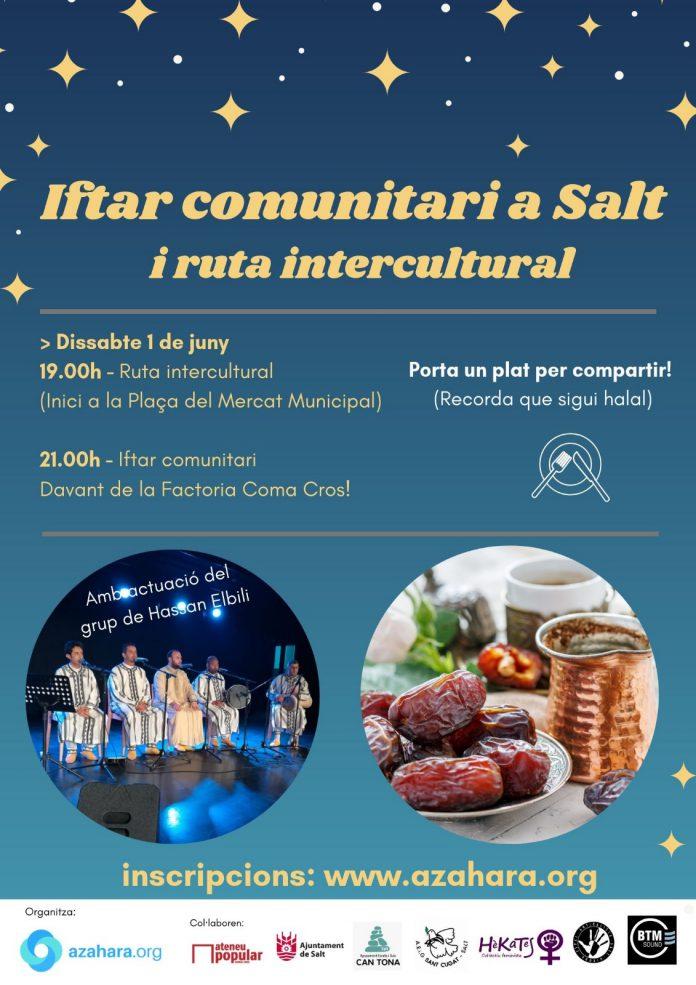 Iftar comunitari + ruta intercultural