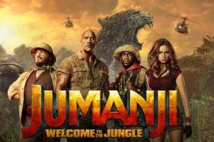 Cinema a la Fresca: Jumanji