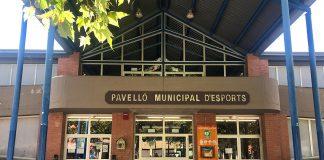 pavello municipal d'esports a Salt