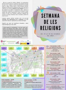 1a Setmana de les Religions a Salt