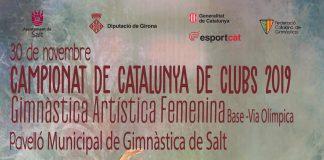 Campionat de Catalunya de Clubs de Gimnàstica Artística
