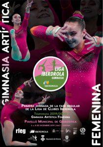 Liga Iberdrola - Gimnasia Artística Femenina