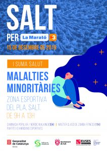 SALT PER LA MARATÓ DE TV3