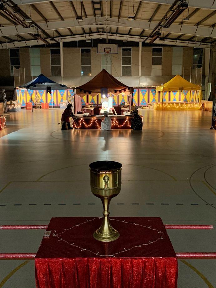 campament reial comissió de festes de SAlt
