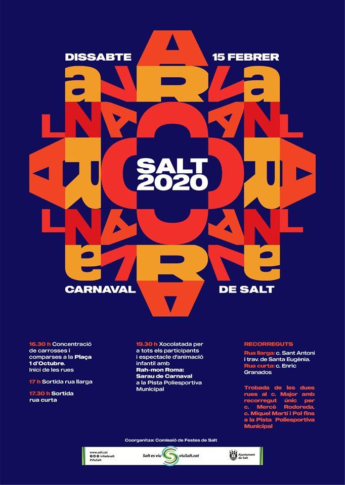 carnaval de salt 2020