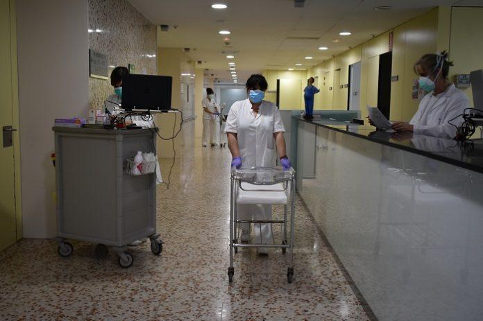 Hospital Santa Caterina de Salt pediatria