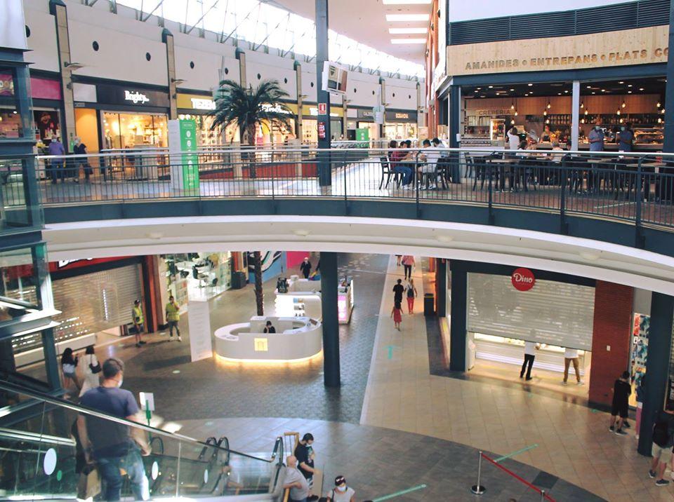centre comercial espai girones desconfinament