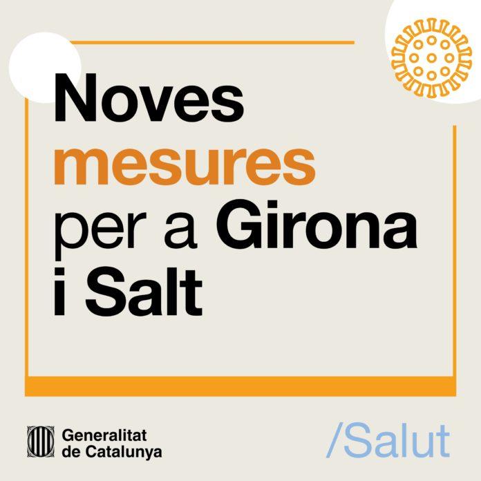 noves mesures per salt covid-19