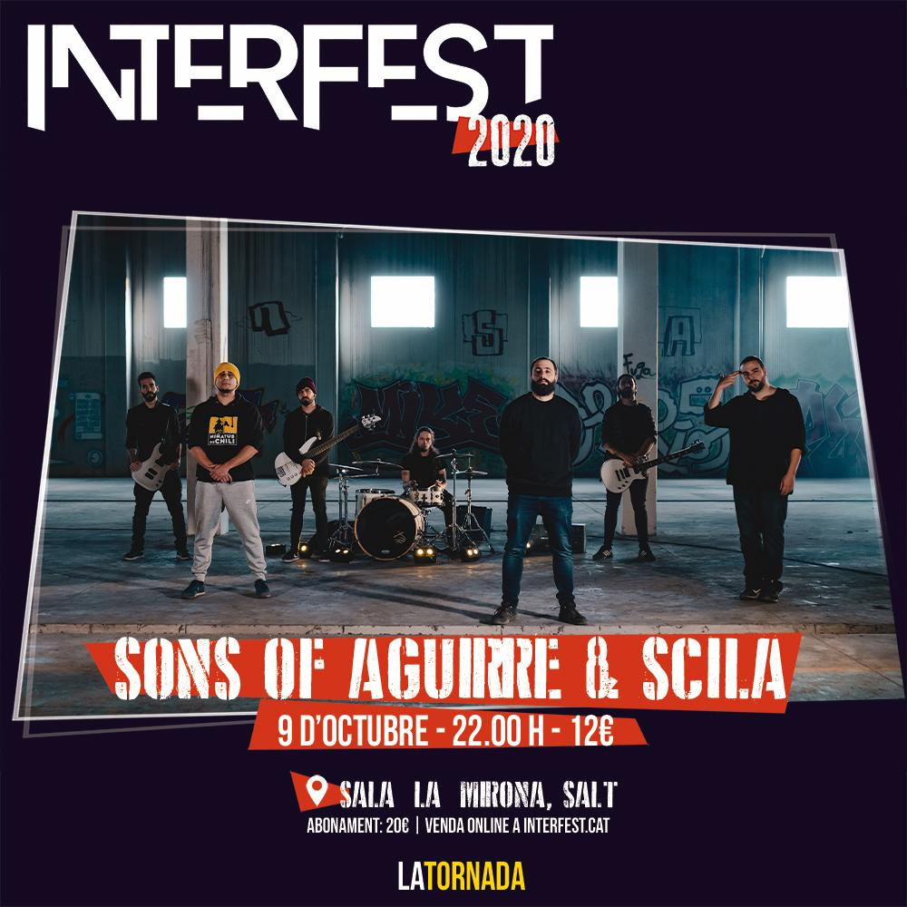Sons of Aguirre & Scila