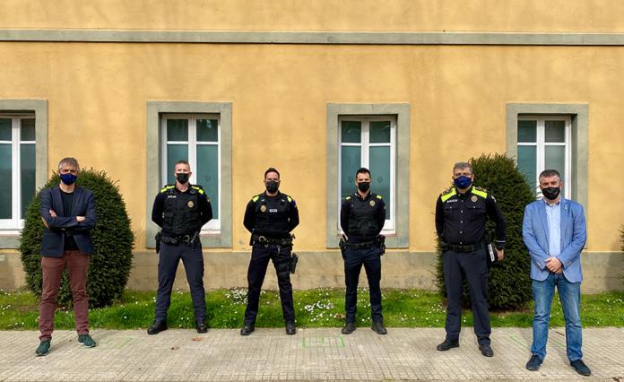 La Policia Local de Salt incorpora tres agents