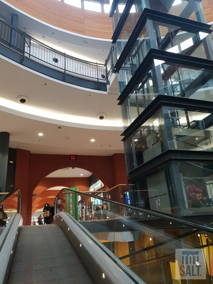 Espai girones centre comercial